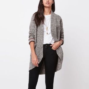 Roots Cotton Cabin Cardigan XS